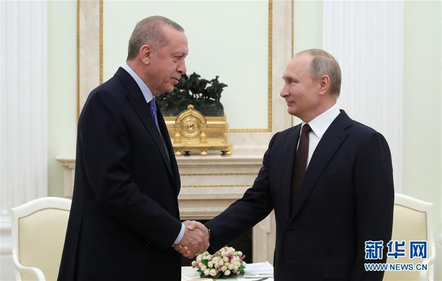 (國際)(2)俄土就敘利亞伊德利卜停火達成協議