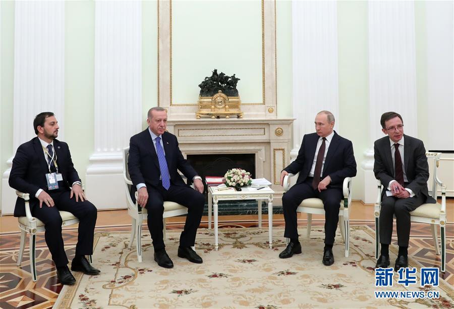(國際)(3)俄土就敘利亞伊德利卜停火達成協議
