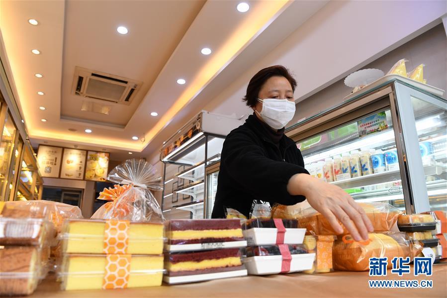 (聚焦疫情防控)(3)重庆綦江:生产、生活秩序逐步恢复