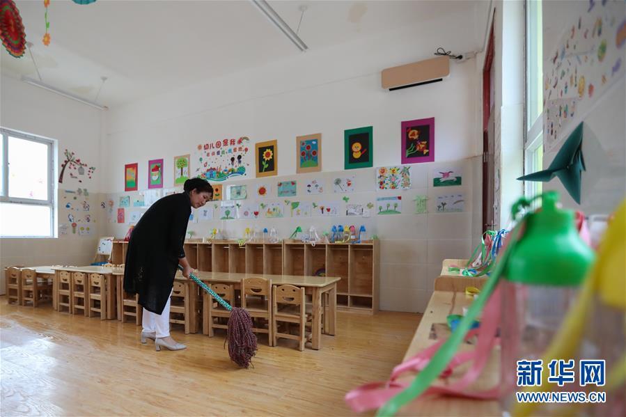 (圖片故事)(11)堅守15年,只為孩子們學成走出大山!
