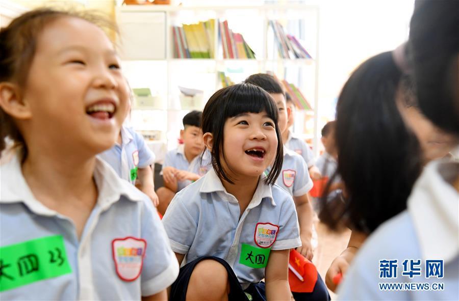 (教育)(3)河南鄭州:幼兒園陸續開學