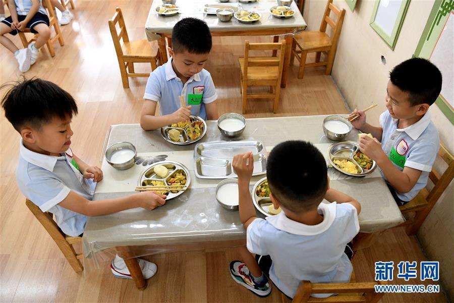 (教育)(2)河南鄭州:幼兒園陸續開學