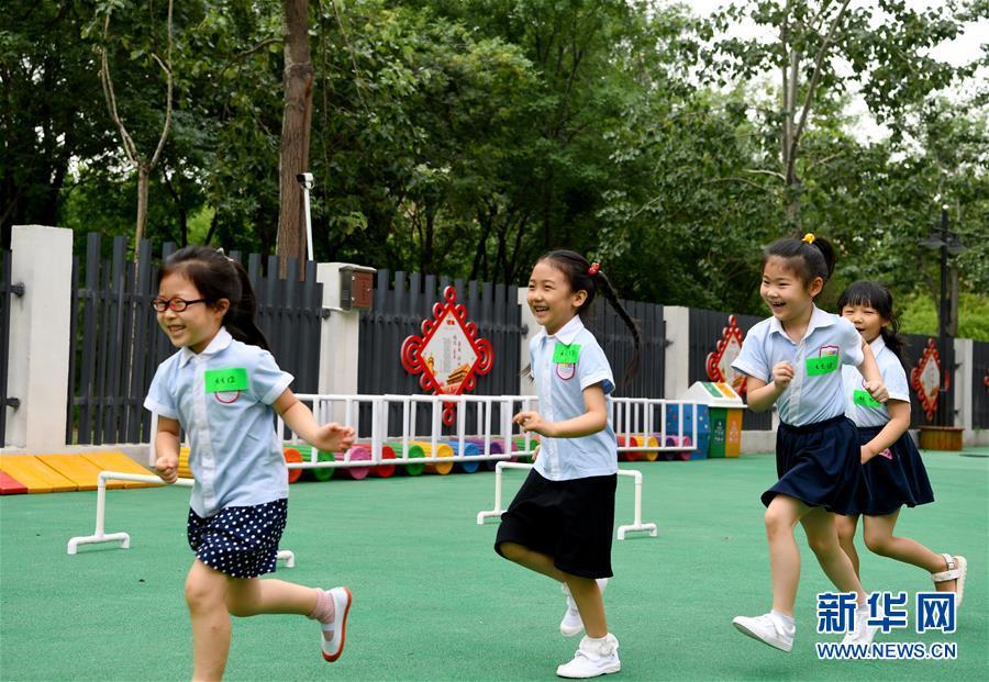 (教育)(4)河南鄭州:幼兒園陸續開學
