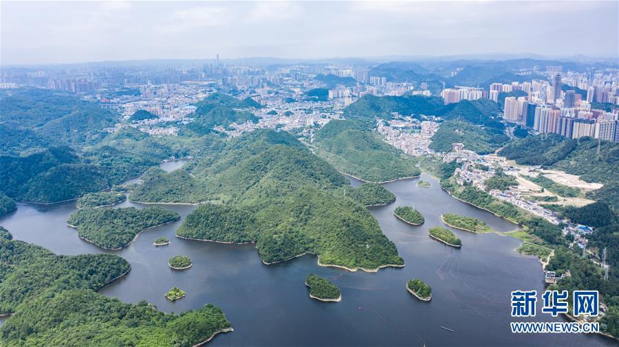 (環境)(1)初夏阿哈湖
