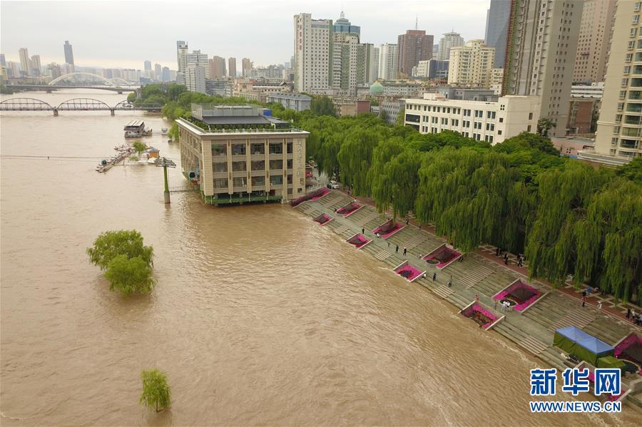 (防汛抗洪)(5)黄河出现2020年第2号洪水