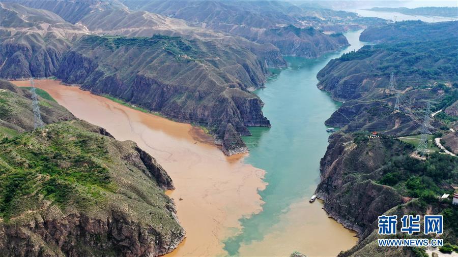 (防汛抗洪)(6)黄河上游多个水库加大下泄流量确保安全度汛