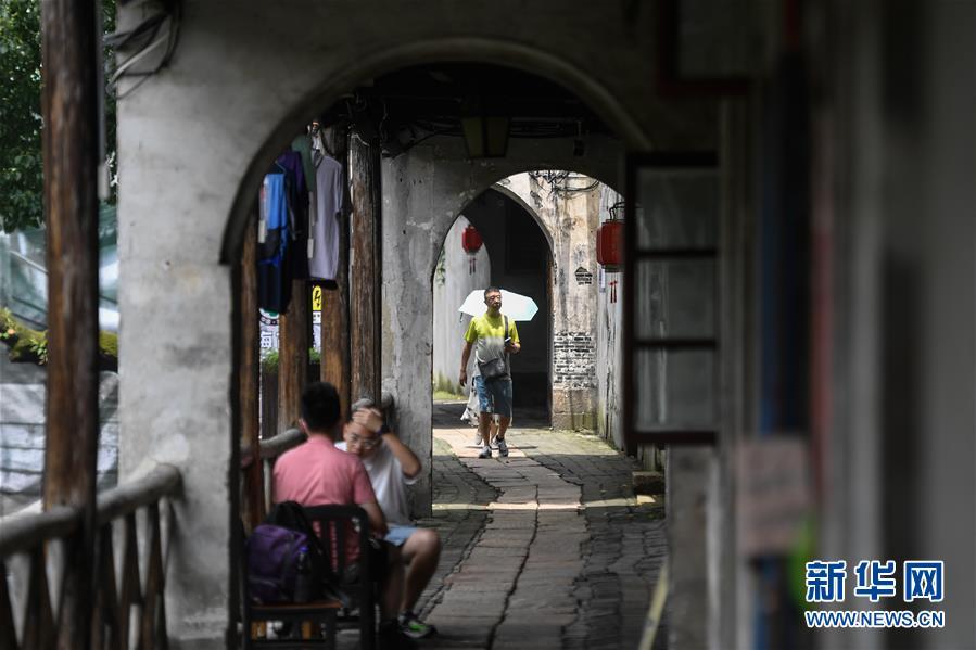 (文化)(1)南浔古镇:寻求保护与开发利用的动态平衡