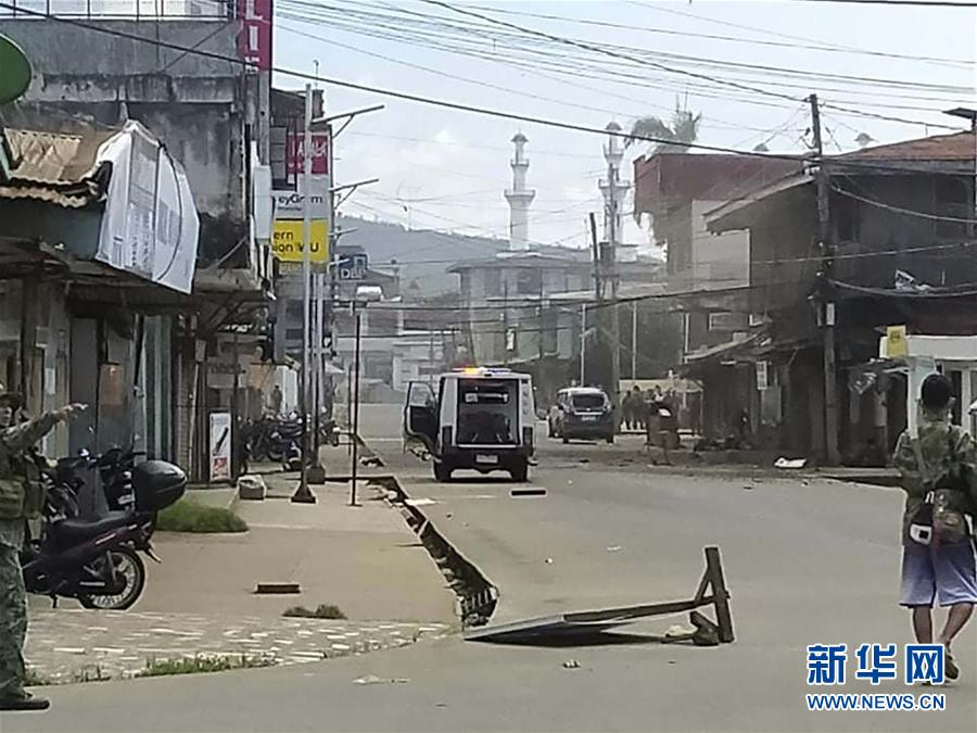 菲律宾南部发生连环爆炸已造成至少5人死亡