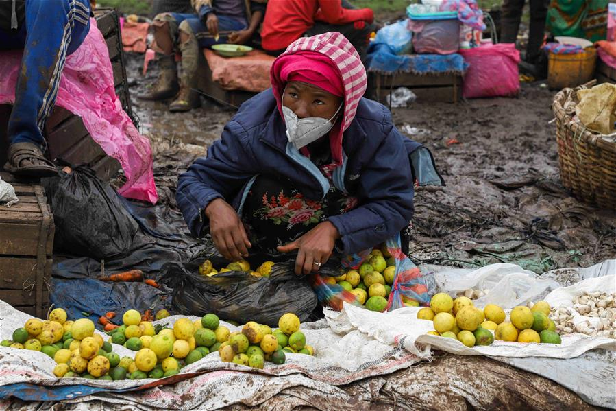 直击:疫情下的埃塞俄比亚新年