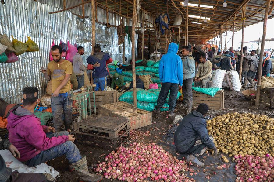 (国际疫情)(7)疫情下的埃塞俄比亚新年