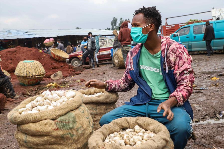 (国际疫情)(5)疫情下的埃塞俄比亚新年