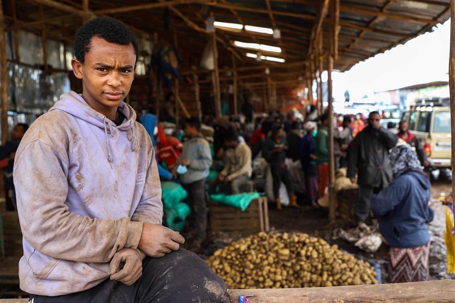 (国际疫情)(2)疫情下的埃塞俄比亚新年