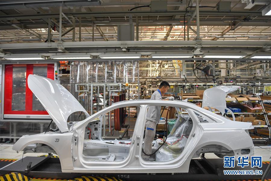 8月全国汽车产销保持稳步增长