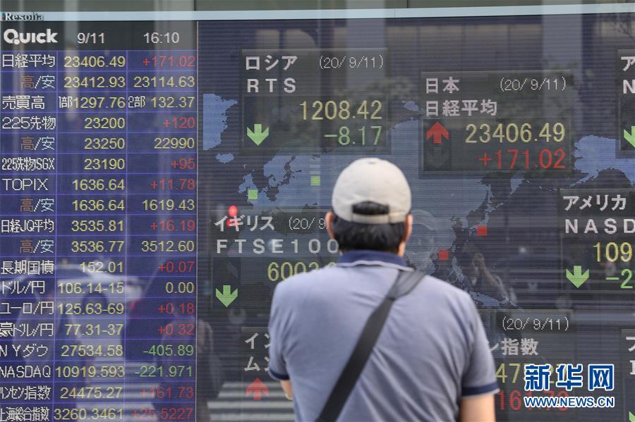 (国际)(1)东京股市继续上涨