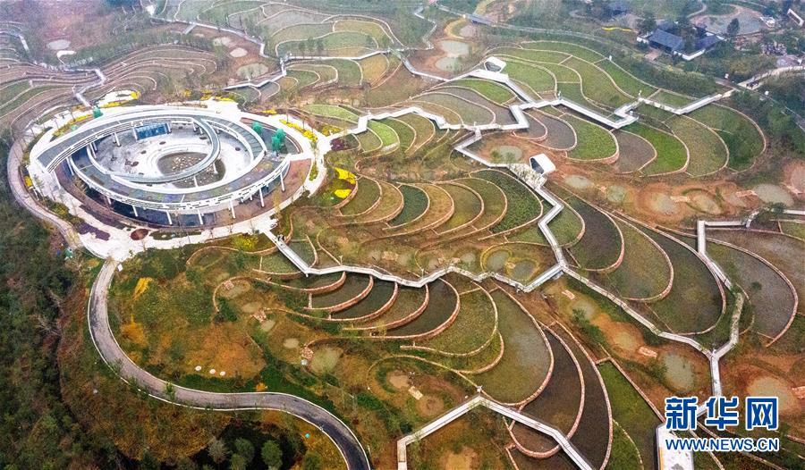 (社会)(1)河北邯郸:工业废弃地变身园博盛景