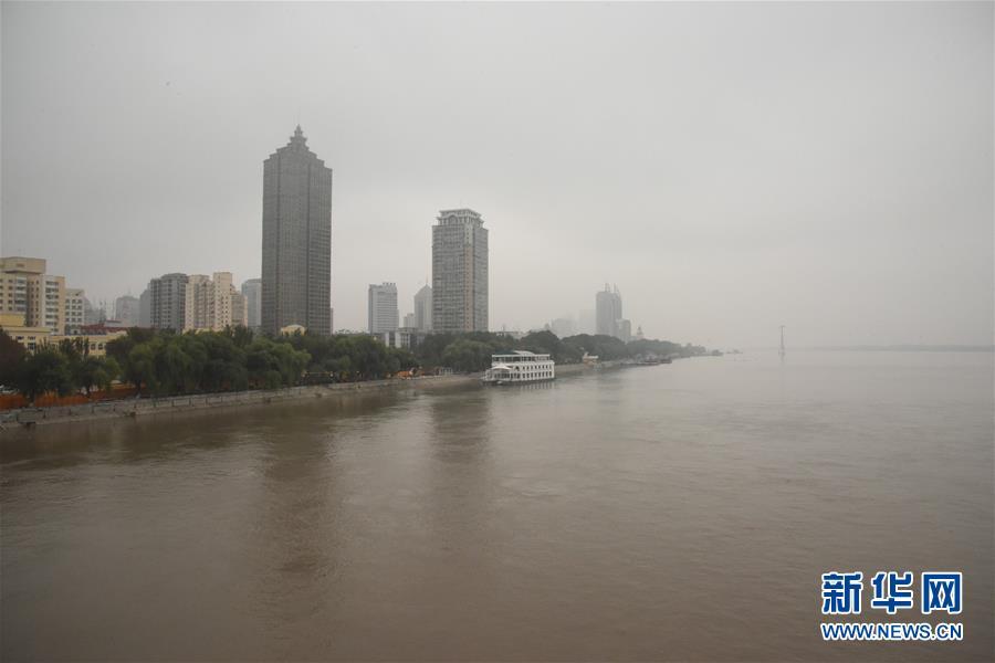 (环境)(2)松花江哈尔滨段超警戒水位