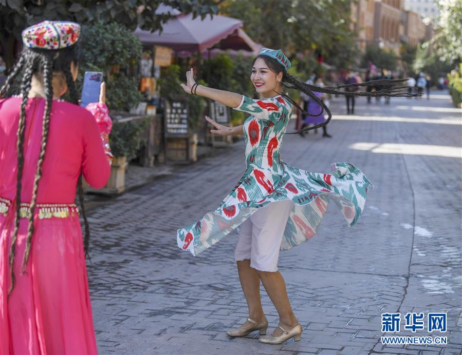 (社会)(5)喀什:古城烟火气