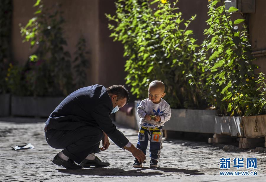 (社会)(6)喀什:古城烟火气