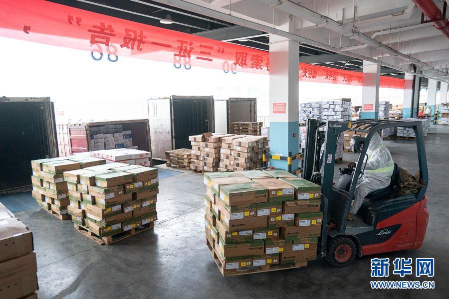 湖北武汉:严守进口冷链食品安全关