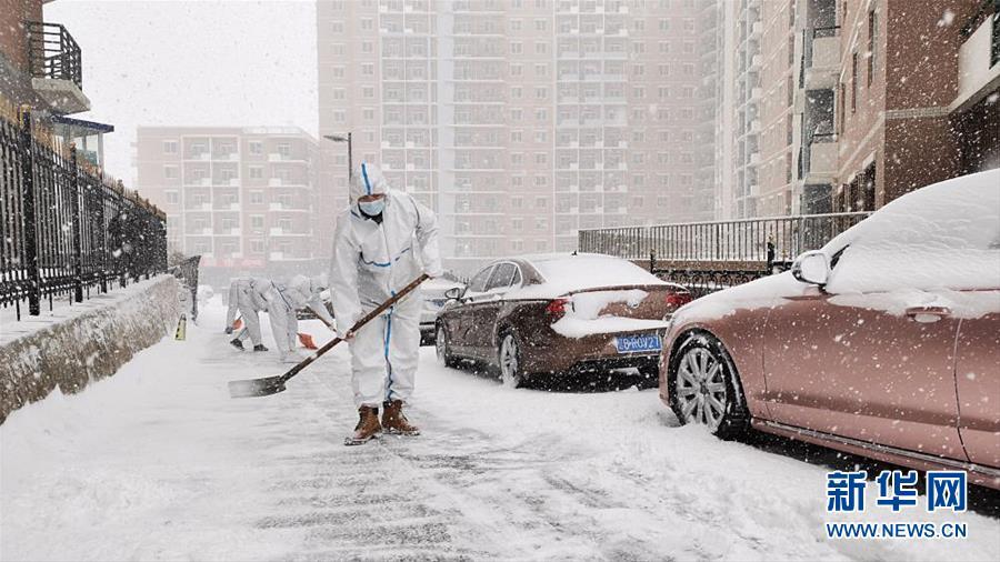 (聚焦疫情防控)(7)因为你们 没有一个冬天不可逾越