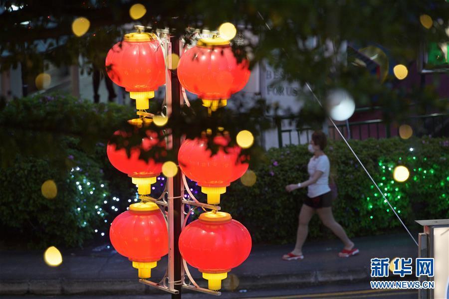 (国际)(1)亮起农历新年灯饰
