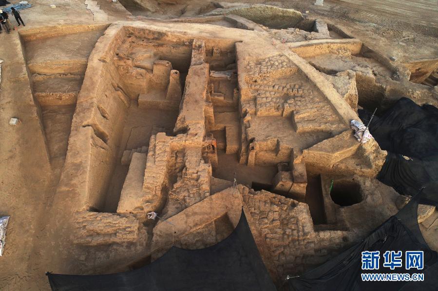 考古|新疆卓尔库特古城确认为汉晋时期一处高等级城址