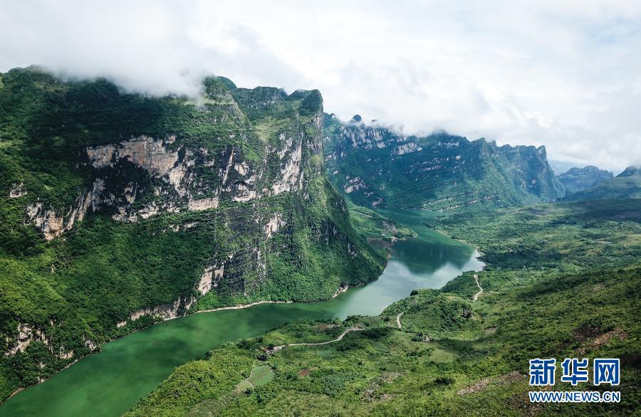 贵州省森林覆盖率达60%