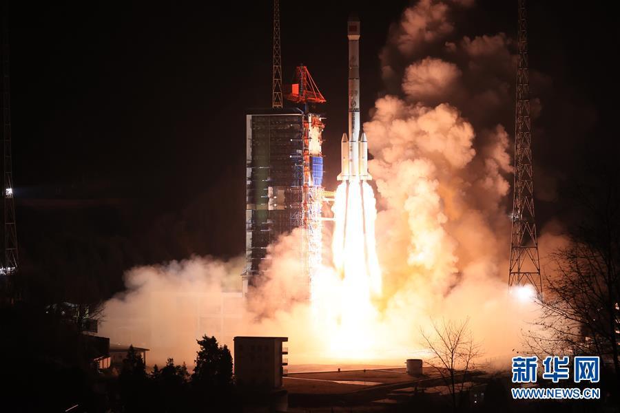 (科技)(3)我国成功发射通信技术试验卫星六号