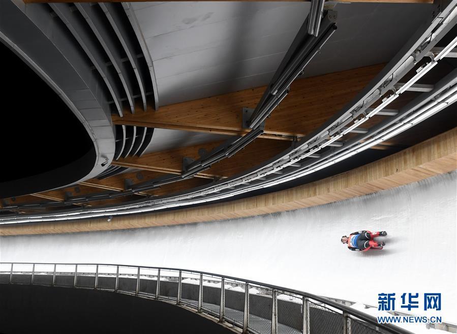 (体育)(1)北京冬奥会和冬残奥会举行测试活动