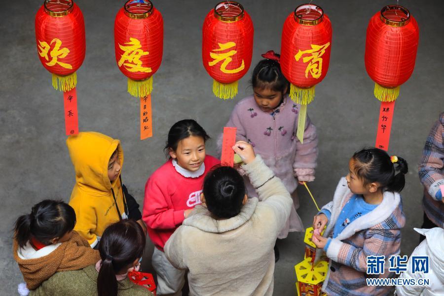 江苏扬州:欢喜迎元宵