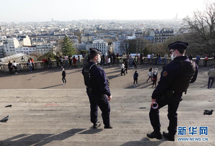 探访疫情下的法国巴黎蒙马特高地