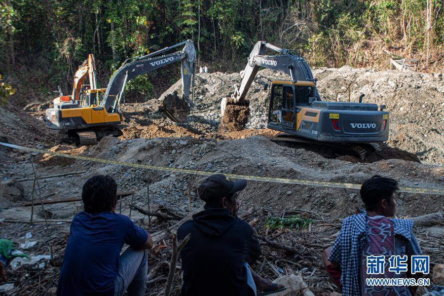 印尼一金矿垮塌造成3人死亡、5人失踪