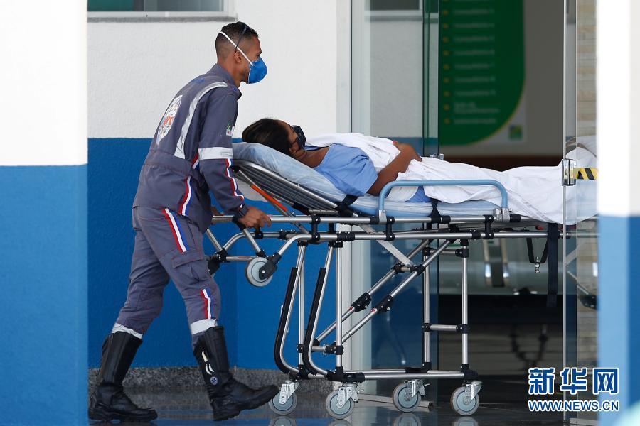 截至25日 巴西累计新冠死亡病例超过25万例