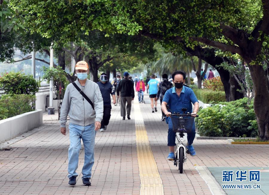 数据:香港新增14例确诊病例 感染源不明的本地确诊病例连续4天为个位数
