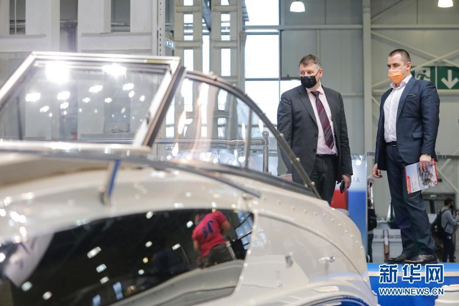 第14届莫斯科游艇展开幕 将持续至3月7日