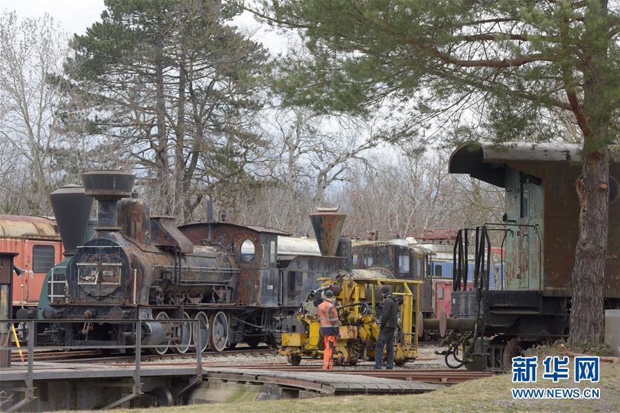 (新华视界)(2)奥地利:走进铁路博物馆