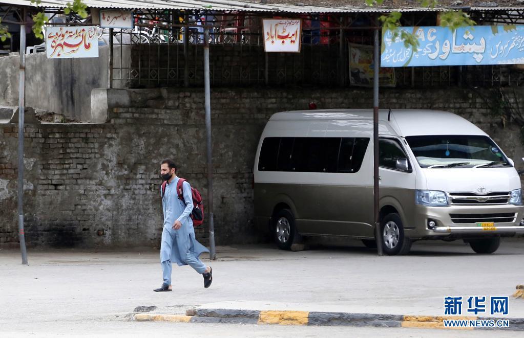 为防控疫情 巴基斯坦暂停部分省际客运交通