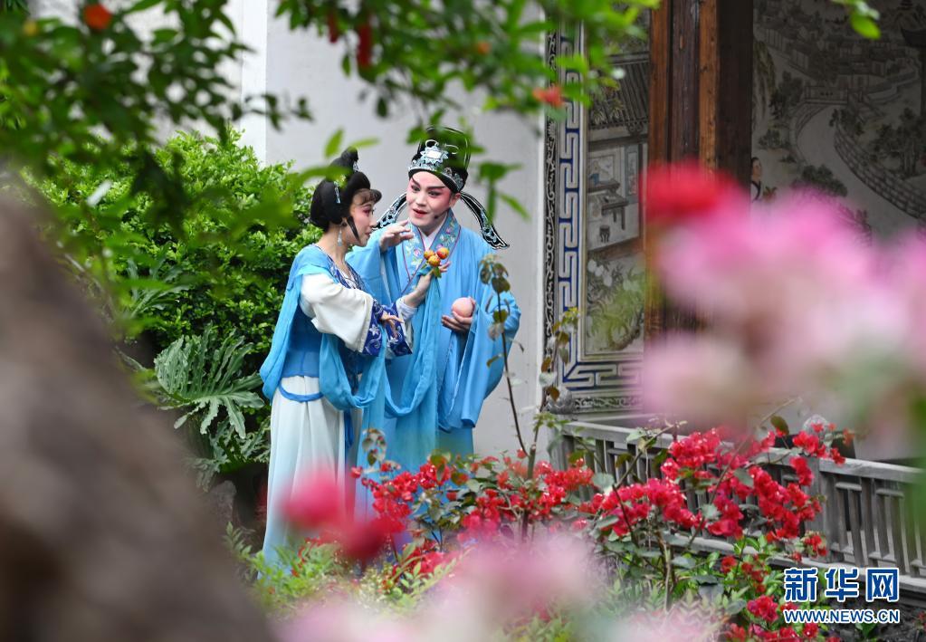 国际古迹遗址日 福州:多彩文化传坊巷