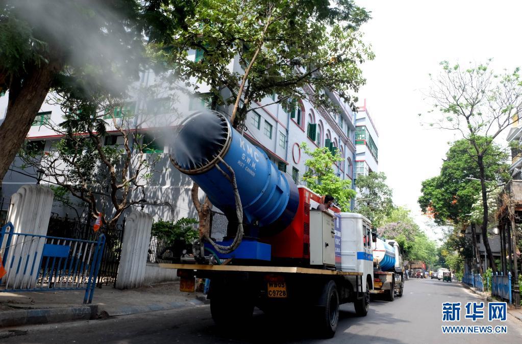 动态|印度:街头消杀