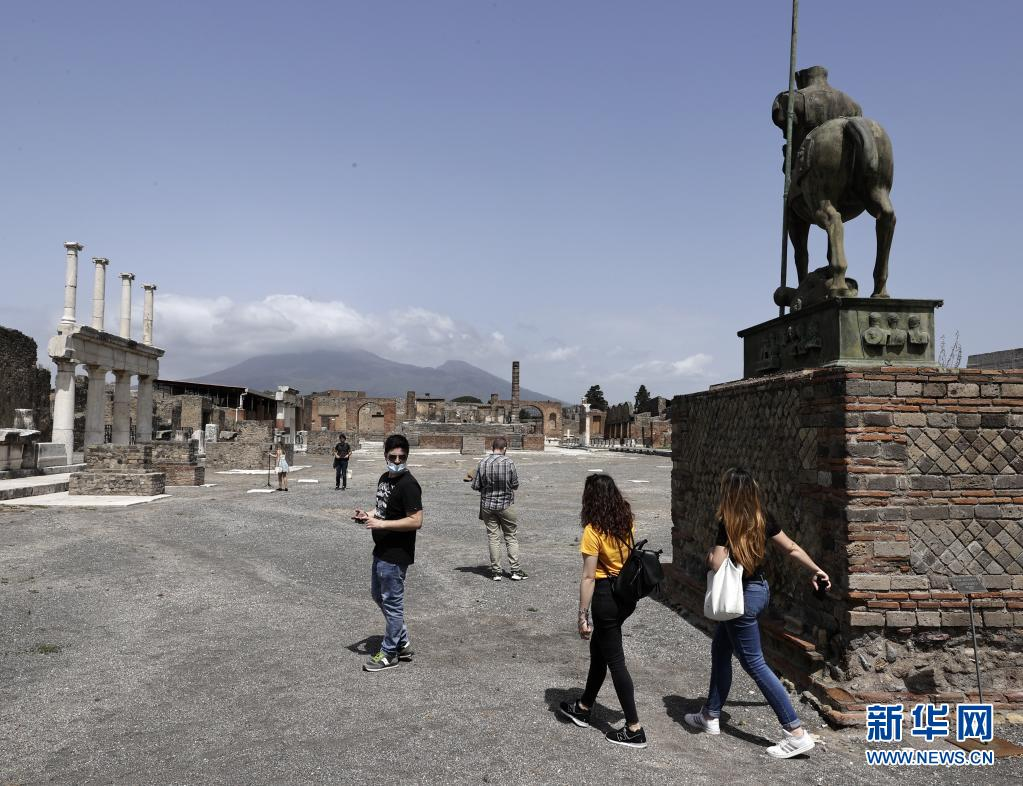 意大利:庞贝古城再次重新开放