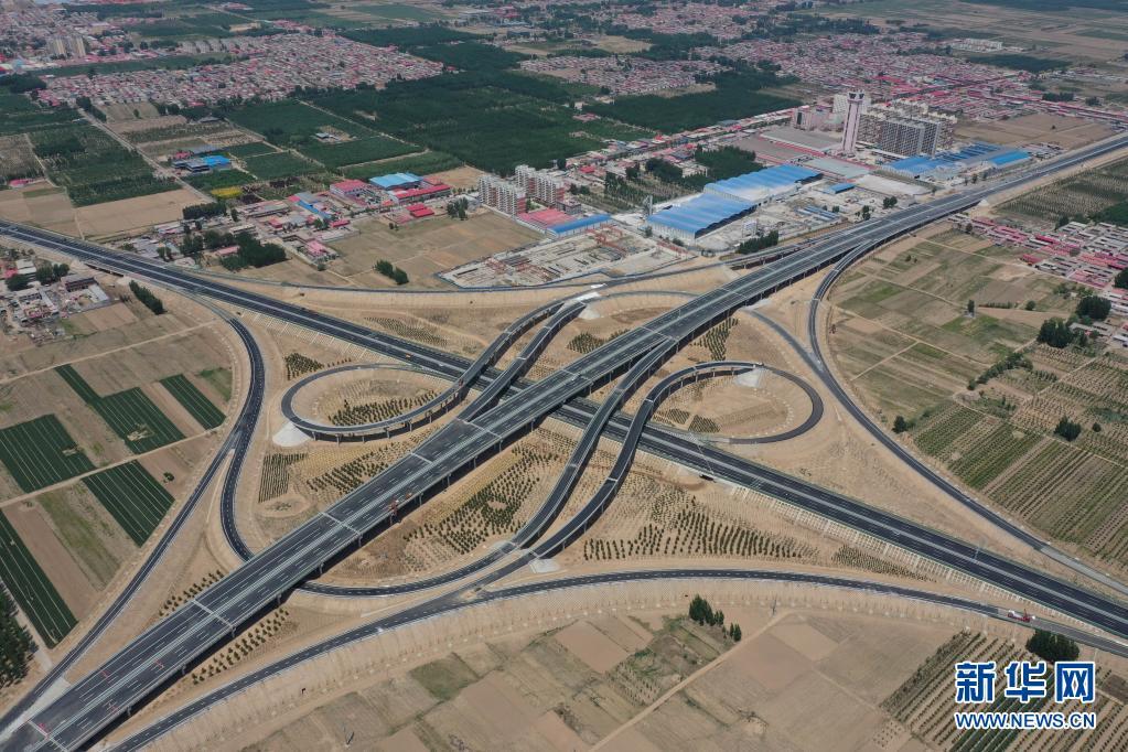 京德高速(一期工程)计划5月通车 全长87.256公里