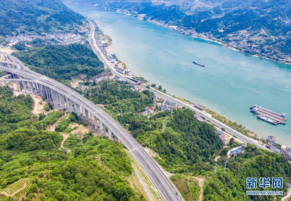 倒计时!三峡翻坝江北高速公路即将建成通车