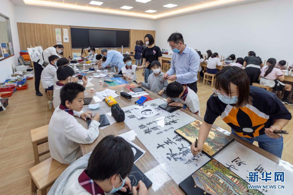 上海:非遗课程进校园