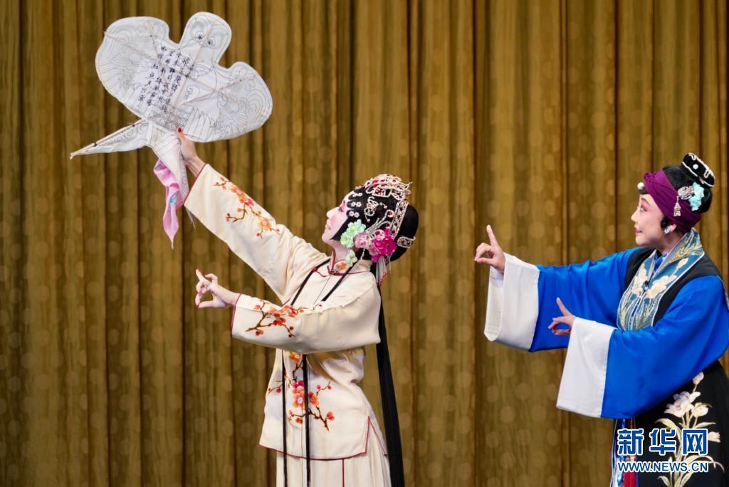 北方昆曲剧院时隔三十年复排李渔作品《风筝误》