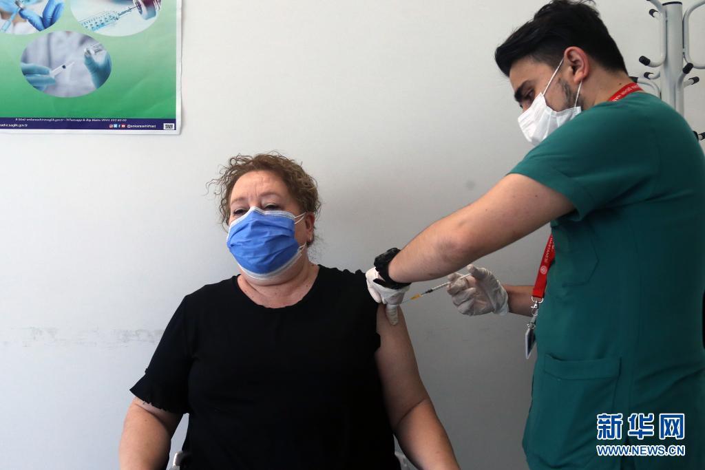 土耳其累计新冠确诊病例超520万 新增新冠确诊病例9375例