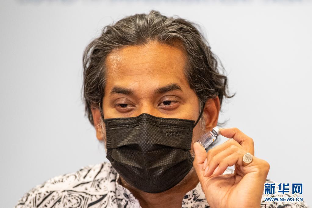 马来西亚官员:科兴疫苗获世卫认可 证明其安全有效