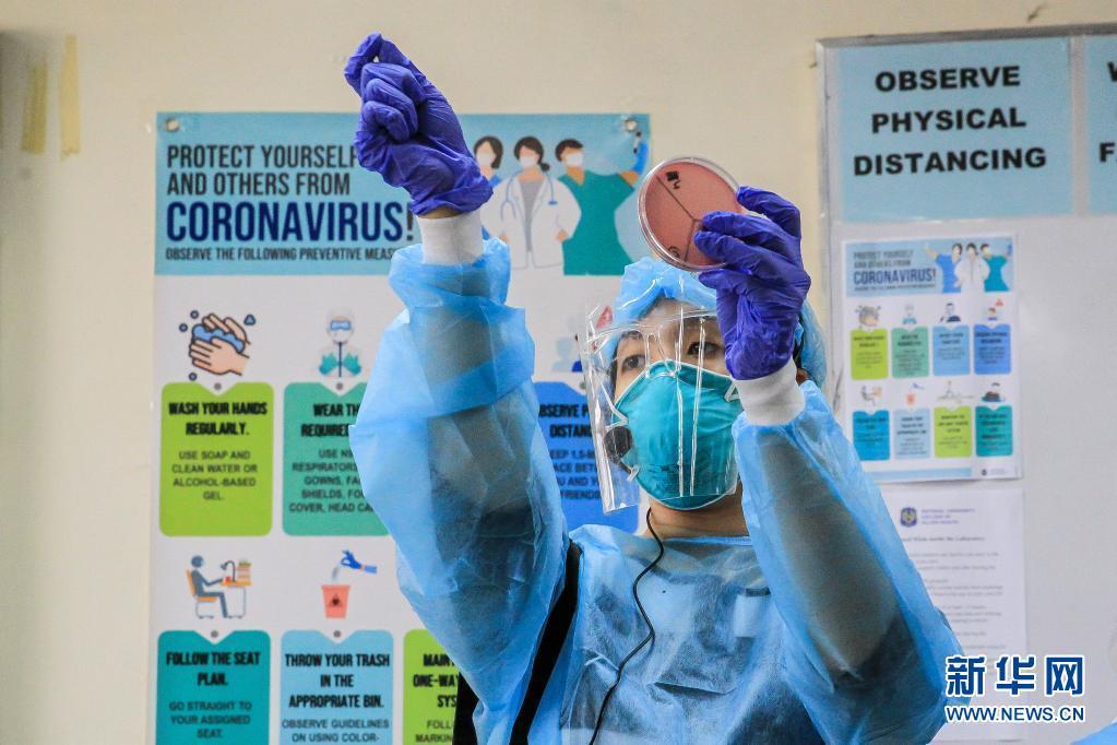 聚焦 菲律宾:大学有限恢复医学专业线下实验课