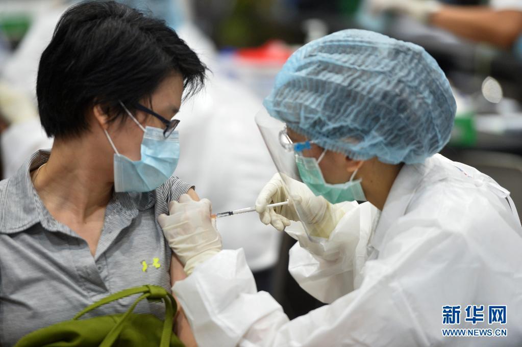泰国7日启动大规模新冠疫苗接种