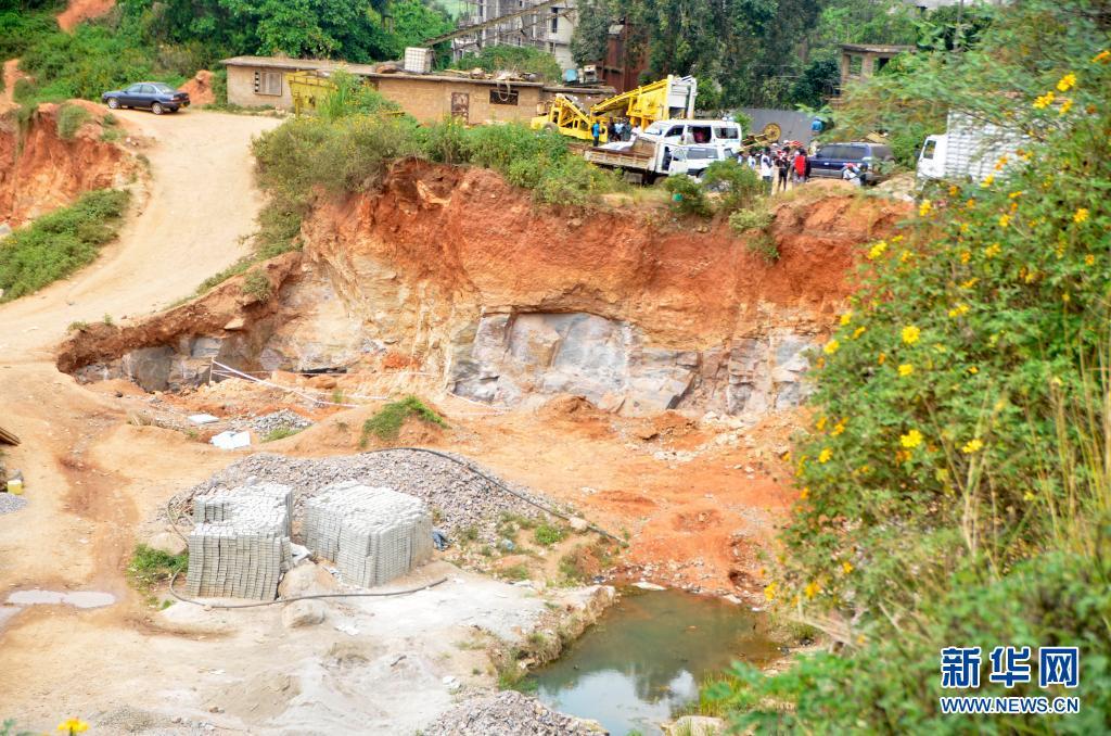 乌干达一采石场发生塌方 造成至少4人死亡