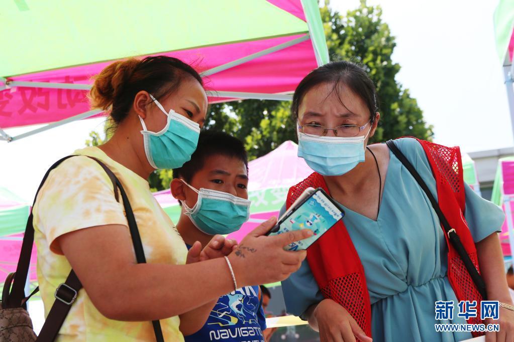 郑州:防疫一线的坚守